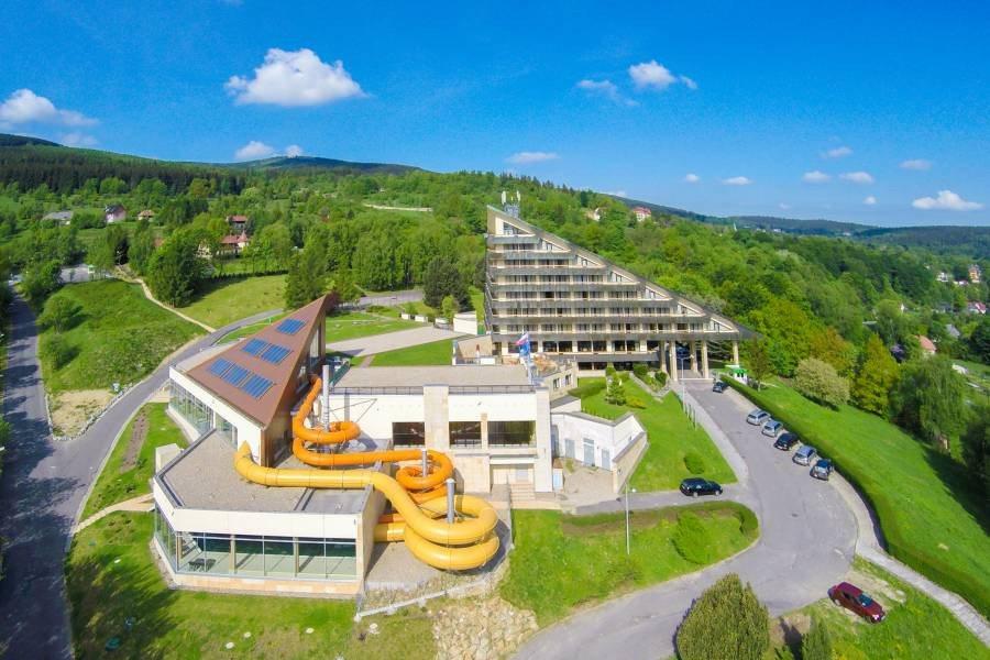 Hotel Buczynski Medical Spa In Bad Flinsberg