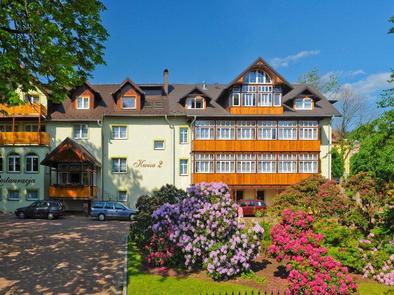 Hotel Krysztal Bad Flinsberg